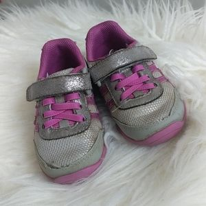 Stride Rite Pamina Sneakers Size 5 Infant